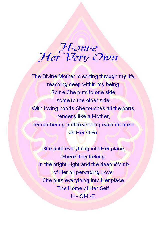 Progressive Women's Spiritual Council Heart Haven Ananda Hrdaya Mata